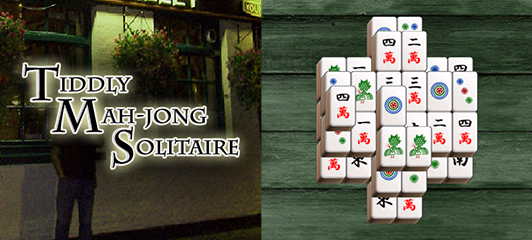 Tiddly Mahjong Solitaire